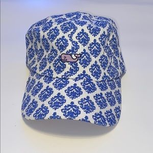 Vineyard Vines Patterned Baseball Cap